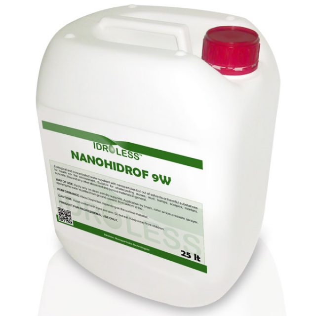 Nanohidrof 9-W