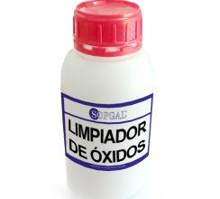 Limpiador de óxido para superficies delicadas