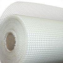 Malla fibra de vidrio
