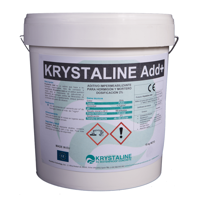 Krystaline Add PLUS 2.5