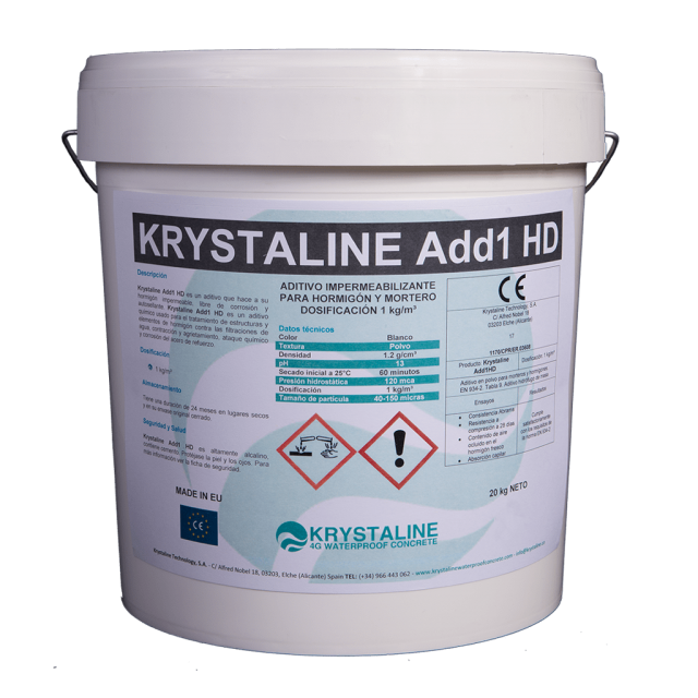 Krystaline Add1 HD