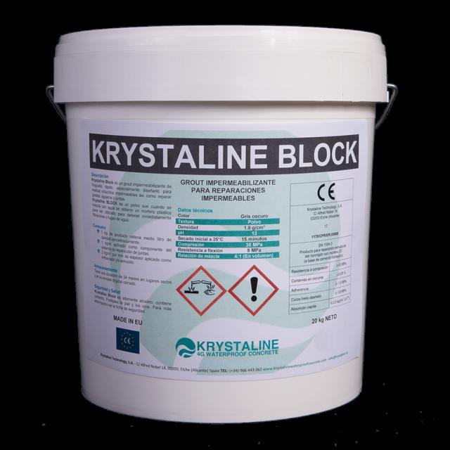 Krystaline BLOCK