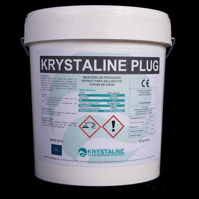 Krystaline PLUG