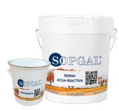 Resina Acua-Reactiva