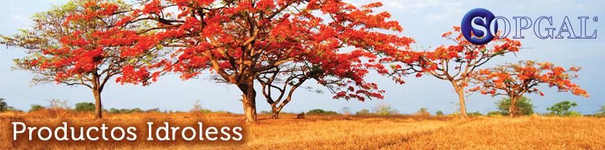 Distribuidores oficiales de productos Idroless
